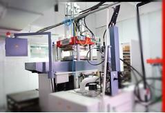 恭贺利勇安又添置了一台液态硅胶制品注塑机!