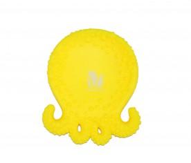 硅胶章鱼牙胶