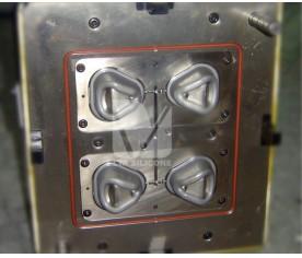 呼吸面罩液态硅胶模具