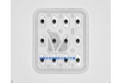 选择液态硅胶包胶成型要注意的要点