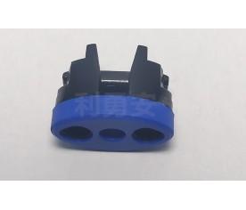 电子烟雾化器底座液态硅胶包胶产品