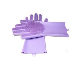 硅胶护手套