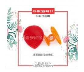 硅胶洗脸刷