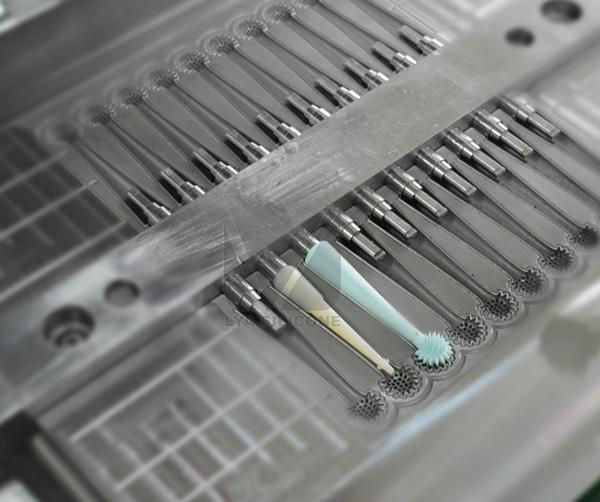 电动牙刷液态硅胶模具