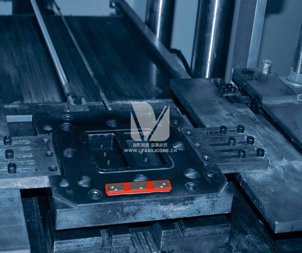 新能源电池盖防水液态硅胶模具
